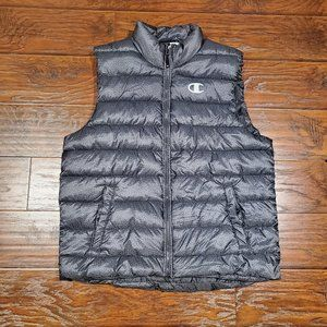 New Champion Puffer Vest Jacket XL Extra Large